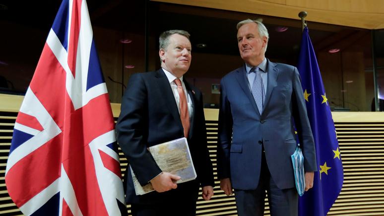 Times: «часы тикают» — Брюссель поставил Лондону ультиматум по брекситу