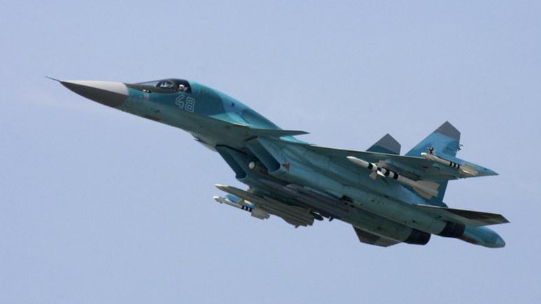 Forbes: ВВС России получат новые Су-34 — модернизированные с учётом сирийского опыта