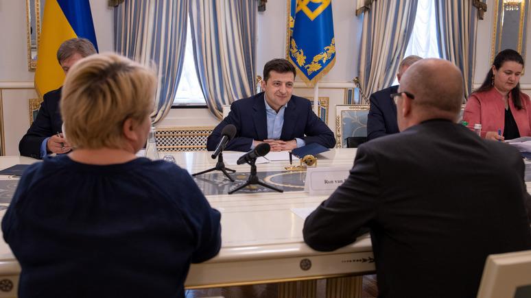 Корреспондент: МВФ отказал Украине в помощи из-за кризиса и пандемии