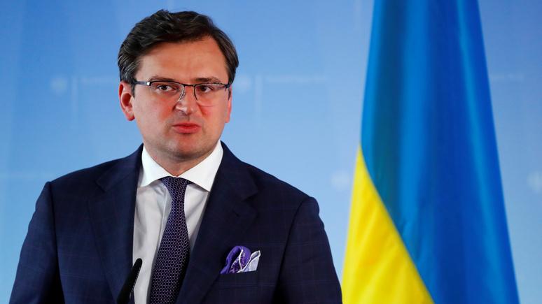 За карлика ответишь: глава МИД Украины обрушился с критикой на Герхарда Шрёдера