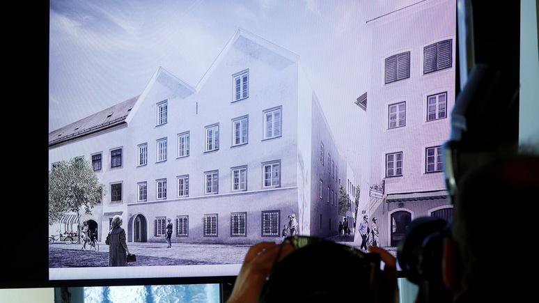 Standard: в Австрии раскритиковали план по перестройке дома Гитлера в полицейский участок