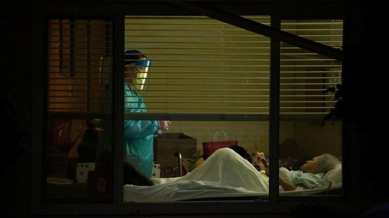 WSJ: эпидемия коронавируса серьёзно ударила по домам престарелых в США