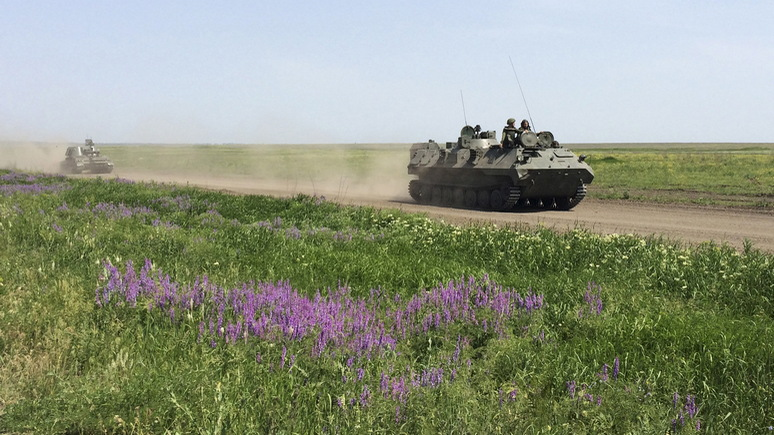 Newsweek: Россия укрепляет западные рубежи, бросая «вызов» НАТО