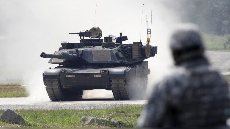 Forbes: менее 60 часов на «оккупацию Прибалтики» — сокращение военного присутствия США в Европе сыграет на руку России