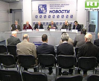 ندوة بموسكو حول القضية الفلسطينية منذ وعد بلفور وحتى مؤتمر أنابوليس
