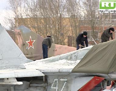 سلاح الجو الروسي يتسلم طائرات
