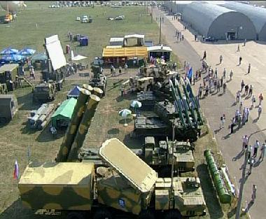 حجم الصادرات العسكرية الروسية يتجاوز ال  5,5  مليار دولار
