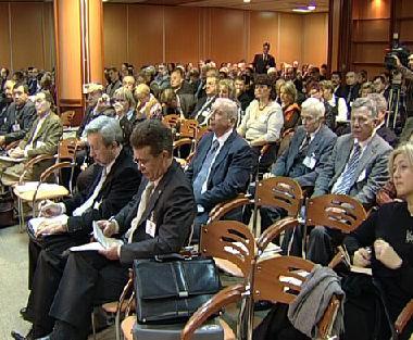 مؤتمر لأبناء الجاليات الروسية في موسكو