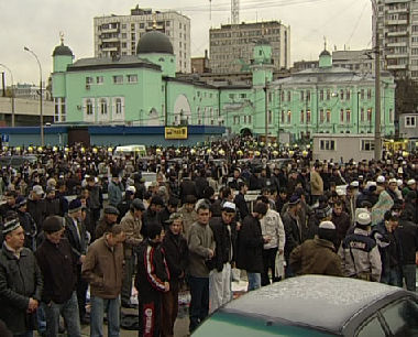 مسلمون روسيا