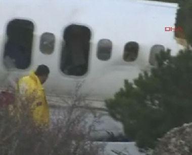 تحطم طائرة تركية ومقتل  جميع ركابها