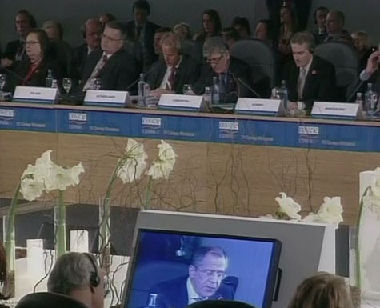 وزير الخارجية الروسي ينتقد مكتب حقوق الانسان
