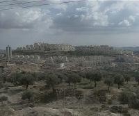 توسيع المستوطنات الاسرائيلية