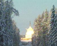 الصاروخ الروسي
