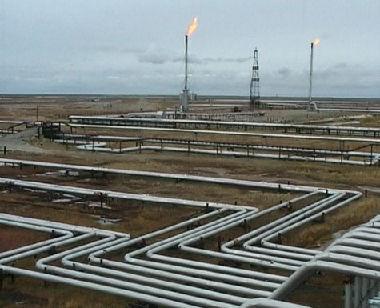 مباحثات للبدء باستثمار مشروع الغاز