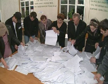 الإنتخابات الروسية