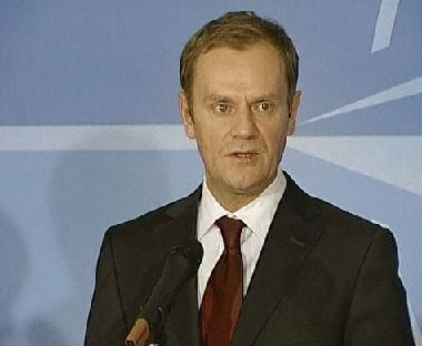 رئيس الوزراء البولندي دونالد توسك