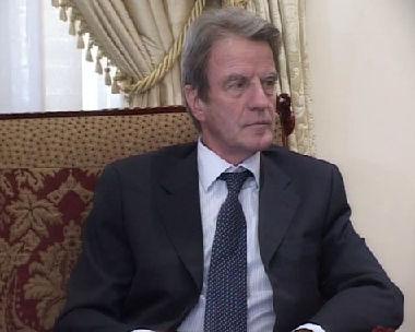 وزيرُ الخارجية الفرنسي برنار كوشنير
