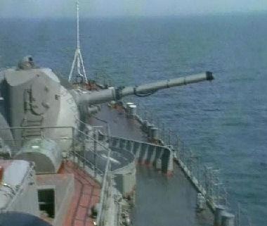 روسيا تحمي  مصالحها الاستراتيجية بحراً