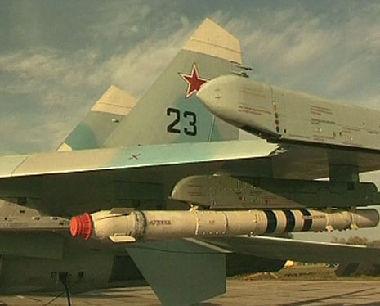 إنضمام طائرة سو 27 المقاتلة إلى الوحدات الجوية الروسية