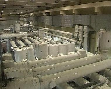أيران تتسلم أول شحنة وقود نووي روسية