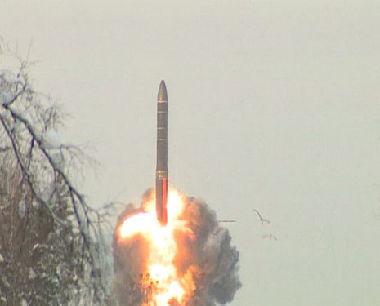 إطلاق صواريخ روسية بنجاح