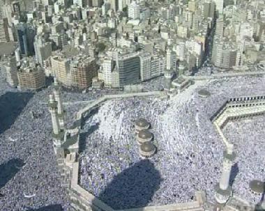 بدء شعائر الحج في مكة اليوم