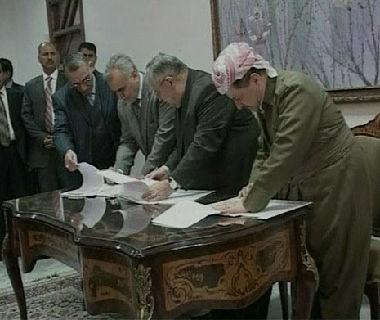 العراق: تحالف سياسي جديد