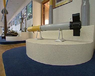 غواصة نووية روسية تطلق صاروخا تجريبيا