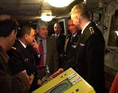 توافد مجموعة السفن الروسية إلى تونس