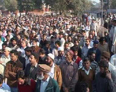 صدامات دموية في الباكستان إثر مصرع بوتو
