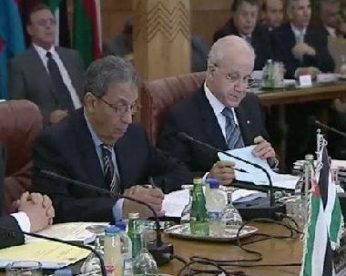 الامين العام لجامعة الدول العربية عمرو موسى