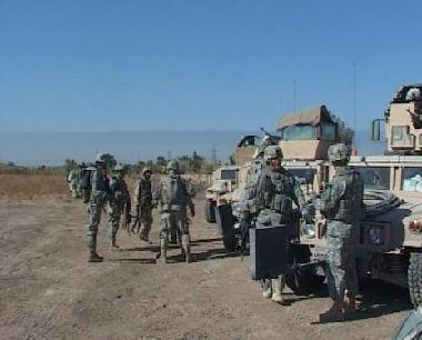 مصرع 9 جنود امريكيين بهجومين في العراق