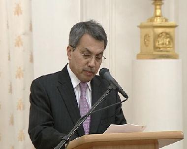 سفير ماليزيا لدى روسيا الاتحادية محمد خالص