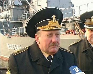 مناورات بحرية عسكرية روسية جديدة في البحر المتوسط