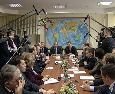 تنسيق لتحديد أولويات خارجية في روسيا
