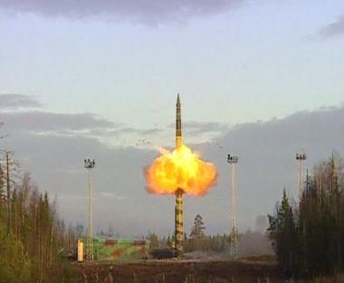 هل تصل صواريخ روسيا إلى الفضاء؟