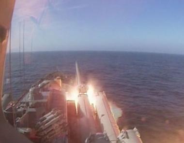 انطلاق الصاروخ الروسي