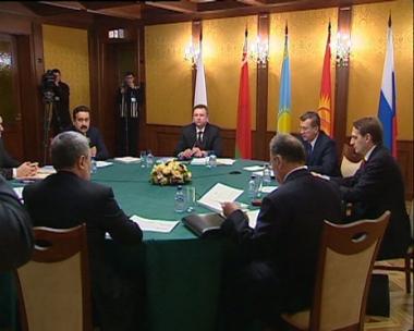 اجتماع رؤساء الوزراء لبلدان رابطة الدول المستقلة