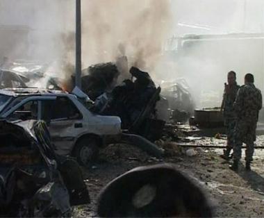 انفجار سيارة مفخخة في لبنان