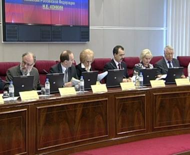 حسم اسماء المرشحين لإنتخابات الرئاسة الروسية
