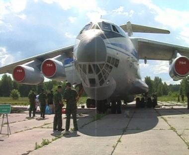 تبديل منهجي للقوات الجوية الروسية في السودان