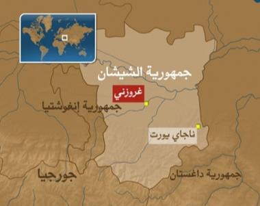 مقتل مسلحين في إشتباك بجمهورية الشيشان