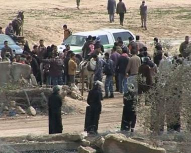 الولايات المتحدة تدعم تولي قوات حرس عباس ادارة المعابر