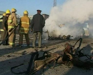 هجوم إنتحاري وسط العاصمة الأفغانية