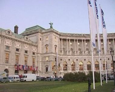 مقر منظمة الأمن والتعاون الاوروبي
