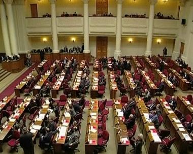 حكومة جديدة في جورجيا
