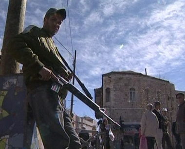 تشديد الإجراءات الأمنية في إسرائيل