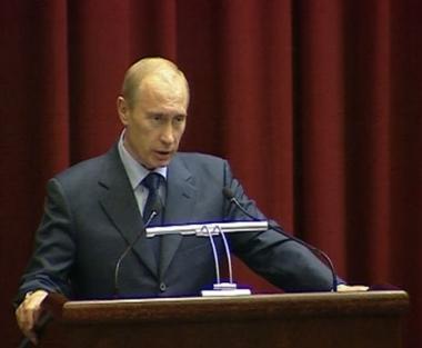 بوتين: يجب بذل جهد أكبر لمكافحة الإرهاب