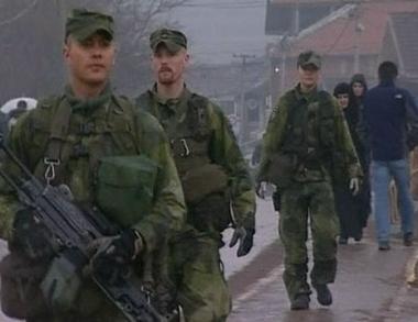 صرب كوسوفو يرفضون الانفصال والناتو يكثّف دورياته