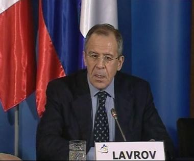 وزير الخارجية الروسي يدعو إيران والمجتمع الدولي إلى الحصافة